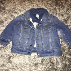 Baby Gap soft jean jacket